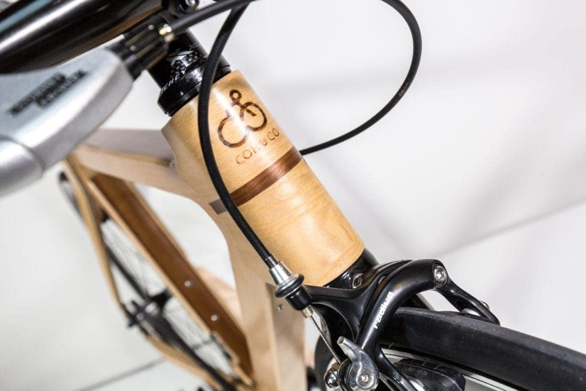 WOOCA bicycles for life